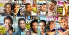 Sexiest men alive from 1985 to 2014 according to 'People'