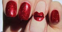 Nail Art trends for Valentine's Day 2014 Photo Gallery