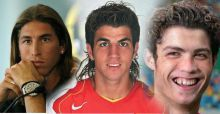 Football players that have improved their looks