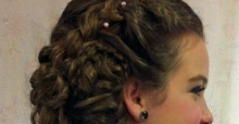 Stylish updos for long hair this 2013