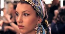 Dolce & Gabbana 2013 Sicilian summertime make up look