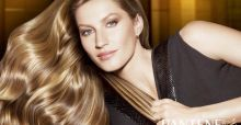 Gisele Bündchen is Pantene's new hair ambassador
