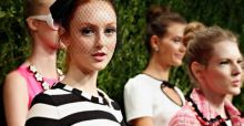 Makeup trends at the New York Fashion Week