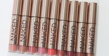 Get more naked with Urban Decay's new Naked Ultra Nourishing Lipglosses