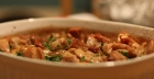 Chicken casserole: an easy recipe