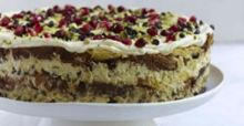 Easy Christmas cake recipe: Nigella's Italian Christmas pudding cake