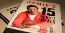 Food processor recipes from Jamie Oliver