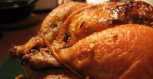 Roast Chicken with Herbes de Provence recipe