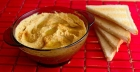 Quick easy dip recipe for hummus