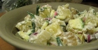 Get creative with the potato salad