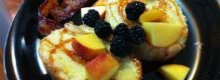 Recipe: Creme brulee French toast