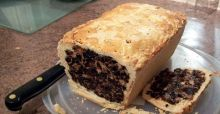 Black bun and other Scottish New Year delicacies