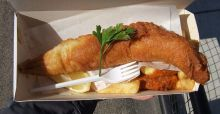 Look beyond cod for sustainable fish and chips