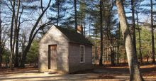 Thoreau's cabin inspires a video game