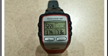 Garmin Forerunner 110 Sports Fitness Watch review