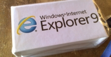 A review of Internet Explorer 9
