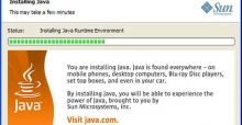 Keep your computer current by enabling Java update