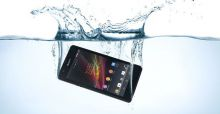 What to do when your mobile falls in water