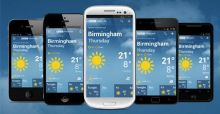 BBC launches a new weather forecast app for Android and iOS