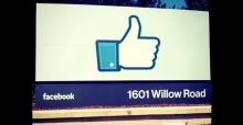 Facebook likes its billion users