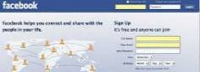 Facebook launches new look homepage