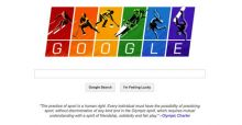 Google takes a stand for Gay Rights with a Doodle ahead of Sochi Olympics 2014