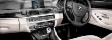 In car entertainment systems: The BMW iDrive