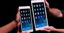 Apple launches iPad Air and new mini to fight off tablet rivals