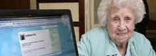 The world's oldest Twitterer dies