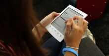 Kindle sees off Nook but faces uncertain future