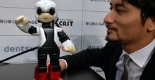 First robot in space as Kirobo launches