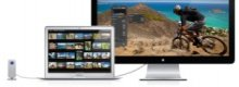 Thunderbolt display sets a new standard for monitors