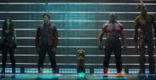 First peek at Guardians of the Galaxy Official Trailer
