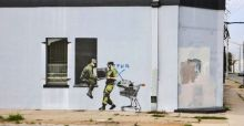 Banksy: A guide to the elusive artist - Photo Gallery