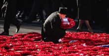 Fallen soldiers honoured on Remembrance Day - Photo Gallery