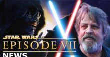 Star Wars 7 characters, plot and possible spoilers