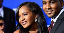 Whitney Houston's daughter Bobbi Kristina 'opening her eyes'