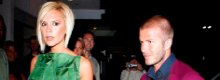 Posh and Becks leaving LA?