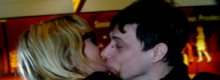 Kate Moss and Jamie Hince : great Wapping reception