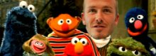 David Beckham does Sesame Street