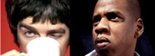Jay-Z hits back at big testy head Noel Gallagher