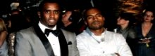 P-Diddy video blogs about Kanye West