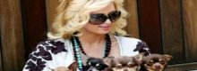 Paris Hilton : denies being denied new dog