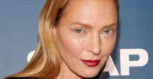 Uma Thurman latest celebrity to show off unrecognisable new face