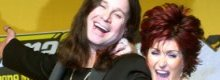 Osbournes to sell off possessions for colon cancer charity