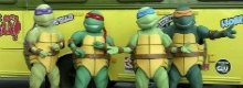 Turtle frenzy over remake