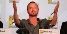 Aaron Paul's Breaking Bad transformation
