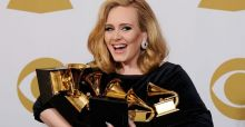 Adele tops music rich list of under-30s