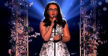 Andrea Begley wins The Voice