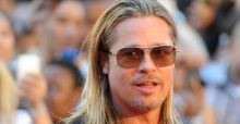 Brad Pitt yodels to plug World War Z